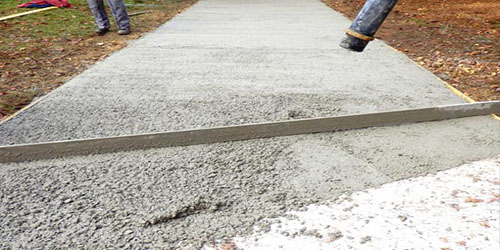 Santana Paving & Grading, Inc. concrete services Santa Cruz